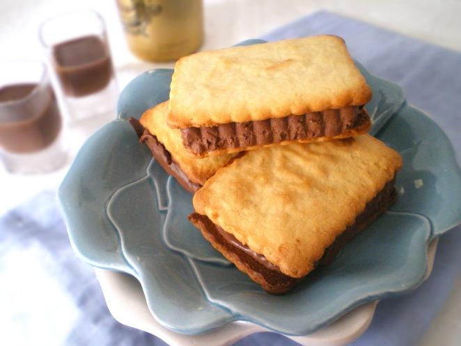 Sandwich Helado