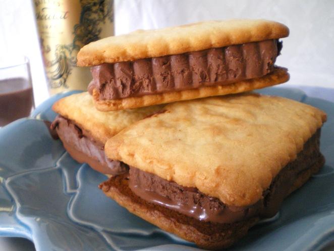Sandwich de baileys