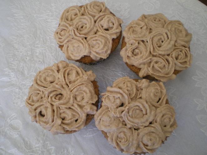 Cupcakes Horchata