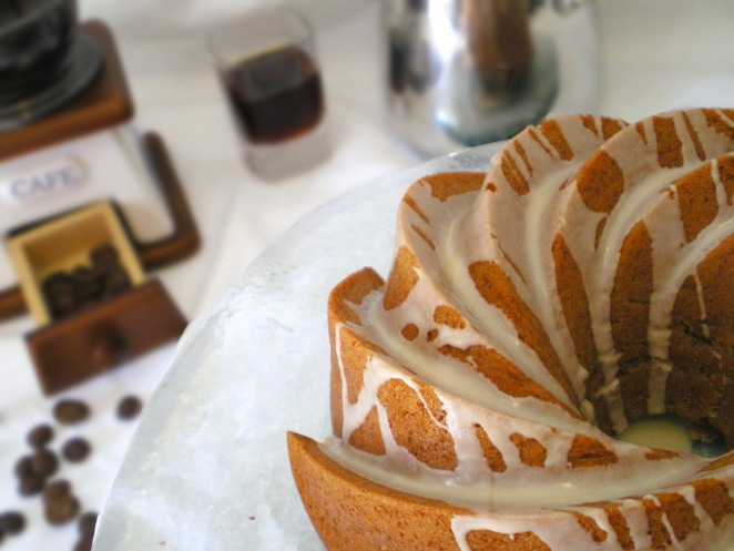 Bundt Cake Cafe  Mascarpone
