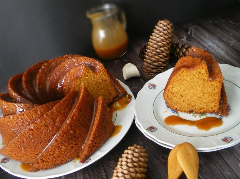 Bundt Cake Caramelo