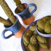 Noviembre: Pan de Espinacas