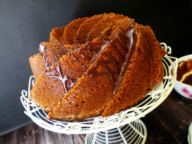 Bundt Cake Nutella