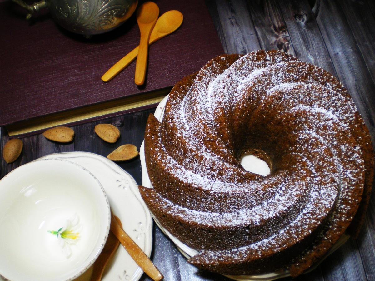 Bundt Cake de Turrón Suchar