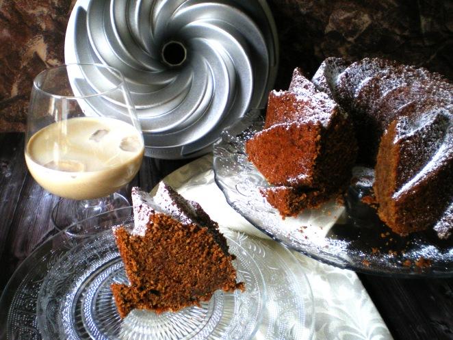 Bundt Cake de Baileys