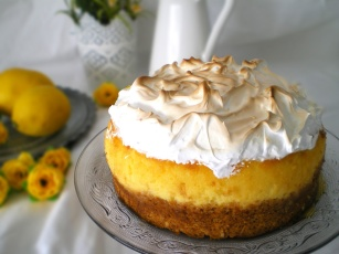Cheesecake de Limón