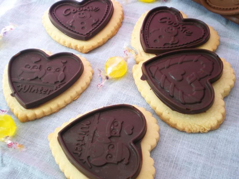 Galletas Petit Ecolier de Chocolate