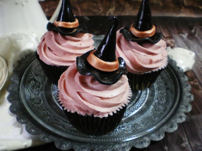 Cupcakes de Frambuesa