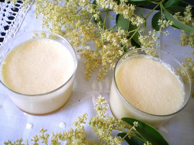 Mousse De limón y Cava