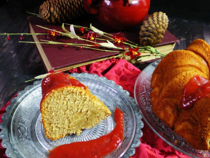 Bundt Cake de Ciruelas