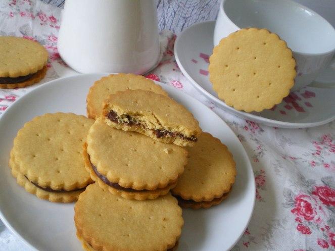 galletas tipo principe