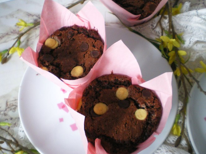 Muffins 3 Chocos