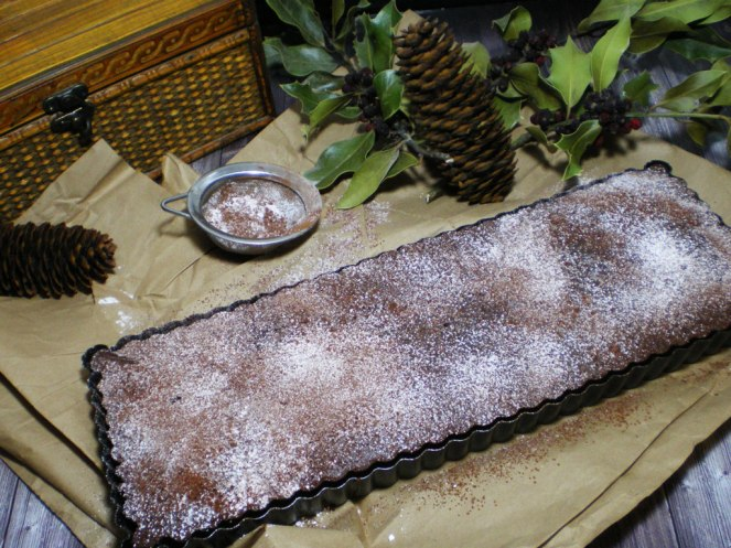 Tarta de Chocolate Sueca