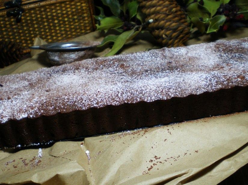 Tarta de Chocolate Sueca